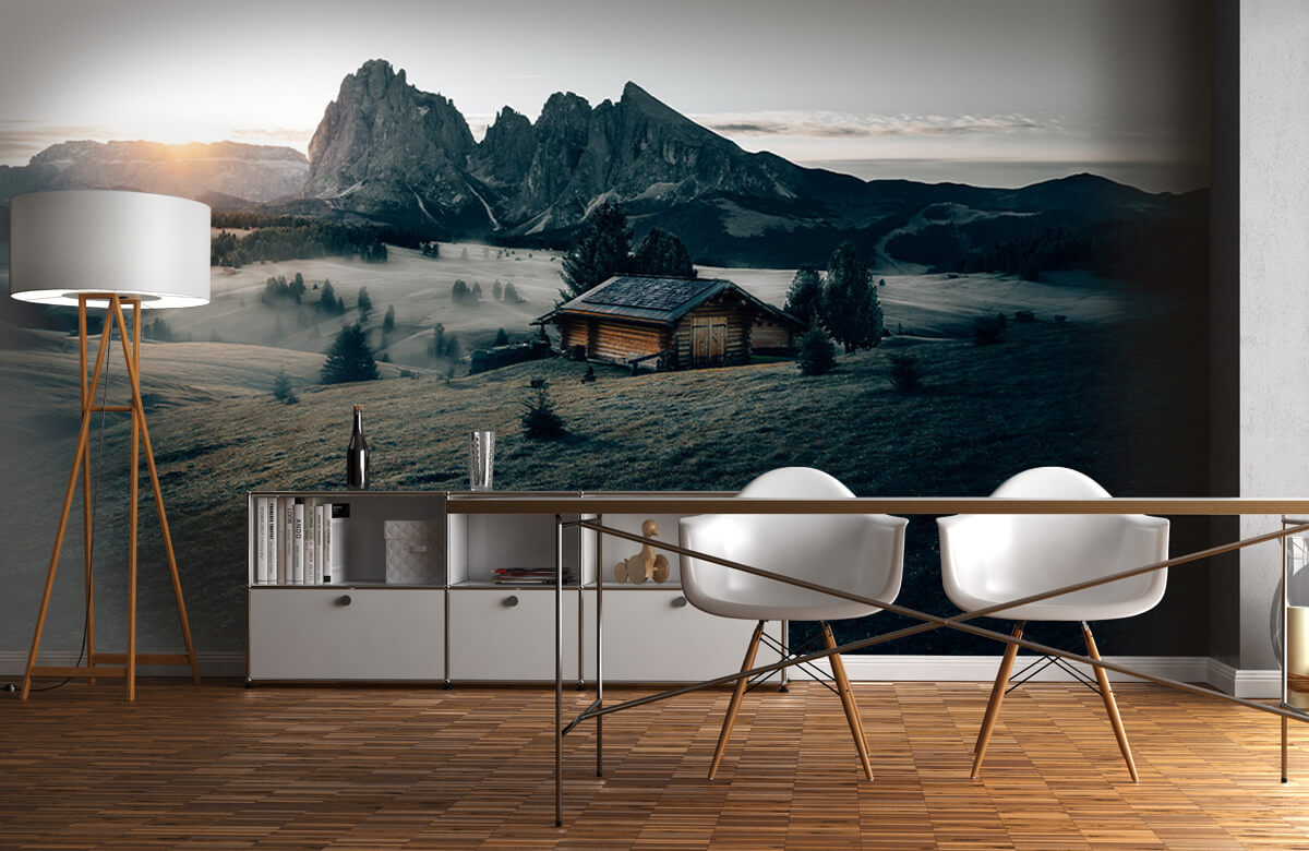 Wallpaper Paysage du Tyrol du Sud 1